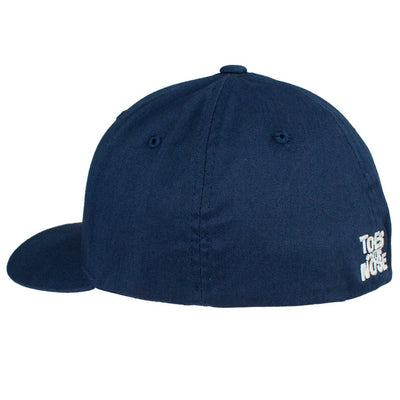 Shadowman Flex Fit Hat NAVY