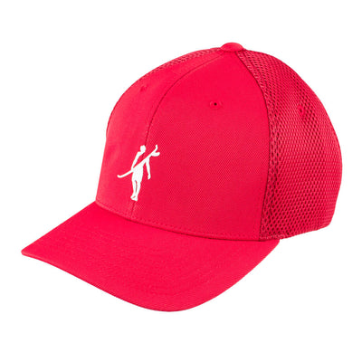 Shadowman Air-Mesh FlexFit RED