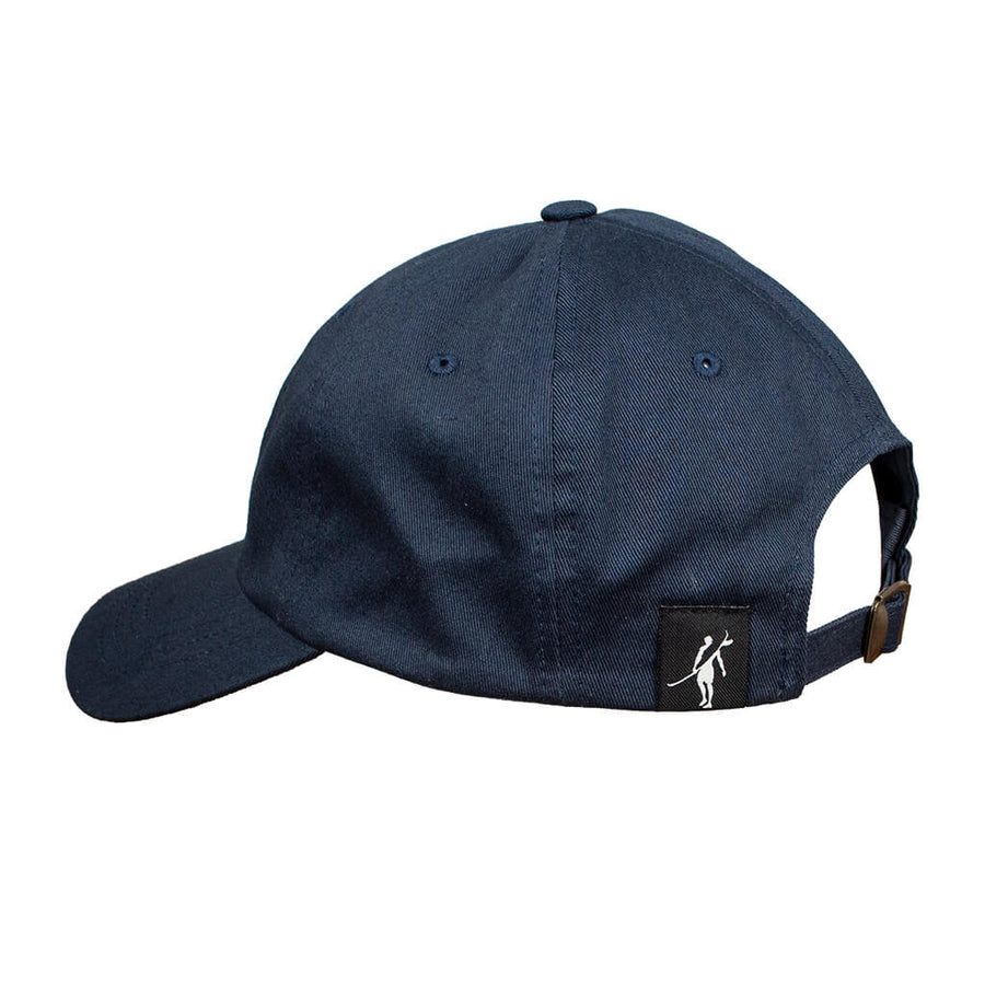Fin Adjustable Dad Hat Front
