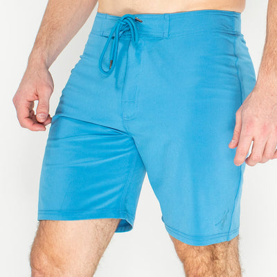Jaws Stretch Boardshort JAWS BLUE