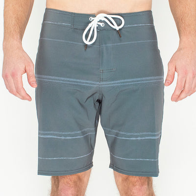 Wake Water Boardshort WAKE WATER CHARCOAL