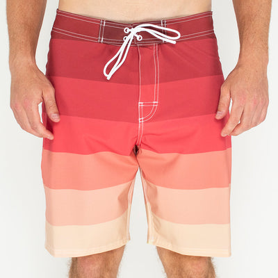 Ombre Boardshort OMBRE ORANGE