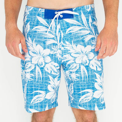 Canoe Club Boardshort CANOE BLUE