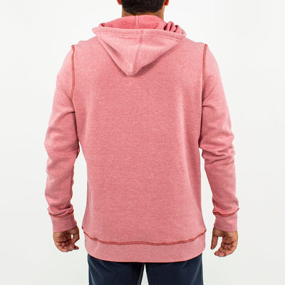 Olympic Fleece Hoodie OLYMPIC RED