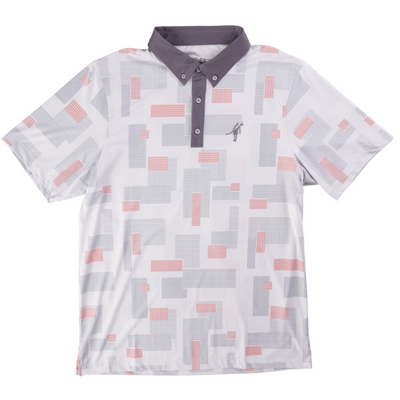 Cliff S/S Polo CHARCOAL