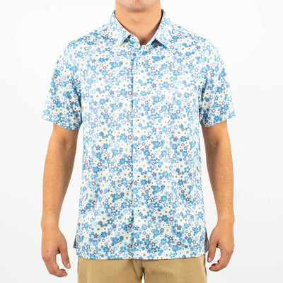 Meadow Lake Button-Up MEADOW DAWN