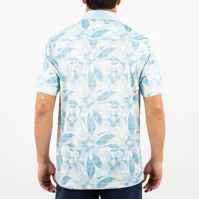 Hana Highway Polo HANA BLUE