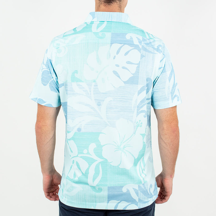 Beachside | Performance Button-Up