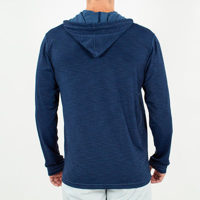Dusk | Performance Zip-Hoodie DARK NAVY