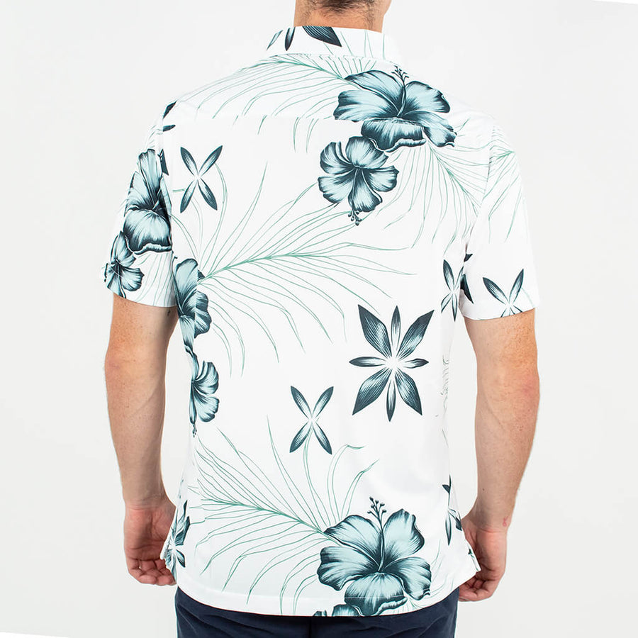 Islander | Performance Button-Up