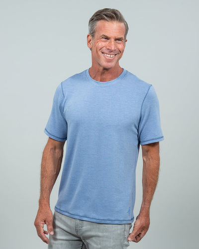 Draft | Short Sleeve Crew (Sea Silk) PACIFIC