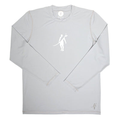 Long Sleeve Element Guard LIGHT GREY