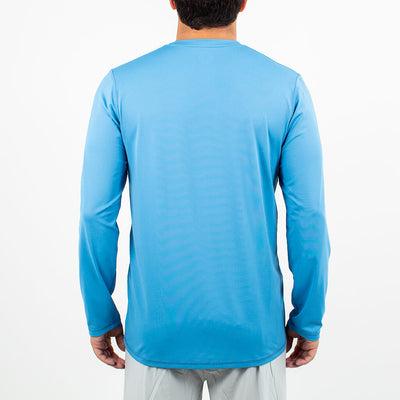 Dawn Patrol - SPF Long Sleeve Swim Shirts Back In ELEMENT RIVIERA