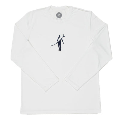 Long Sleeve Element Guard WHITE