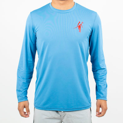 Coaster - UPF Long Sleeve T Shirt Front In ELEMENT RIVIERA