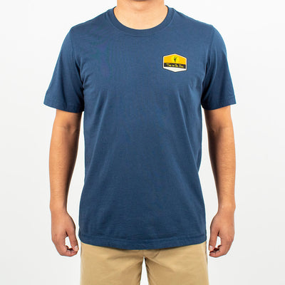 The Endless S/S Tee NAVY