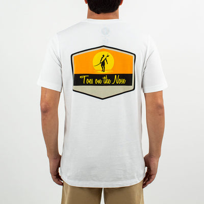 The Endless S/S Tee WHITE
