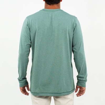 Sunset L/S Tee GREEN