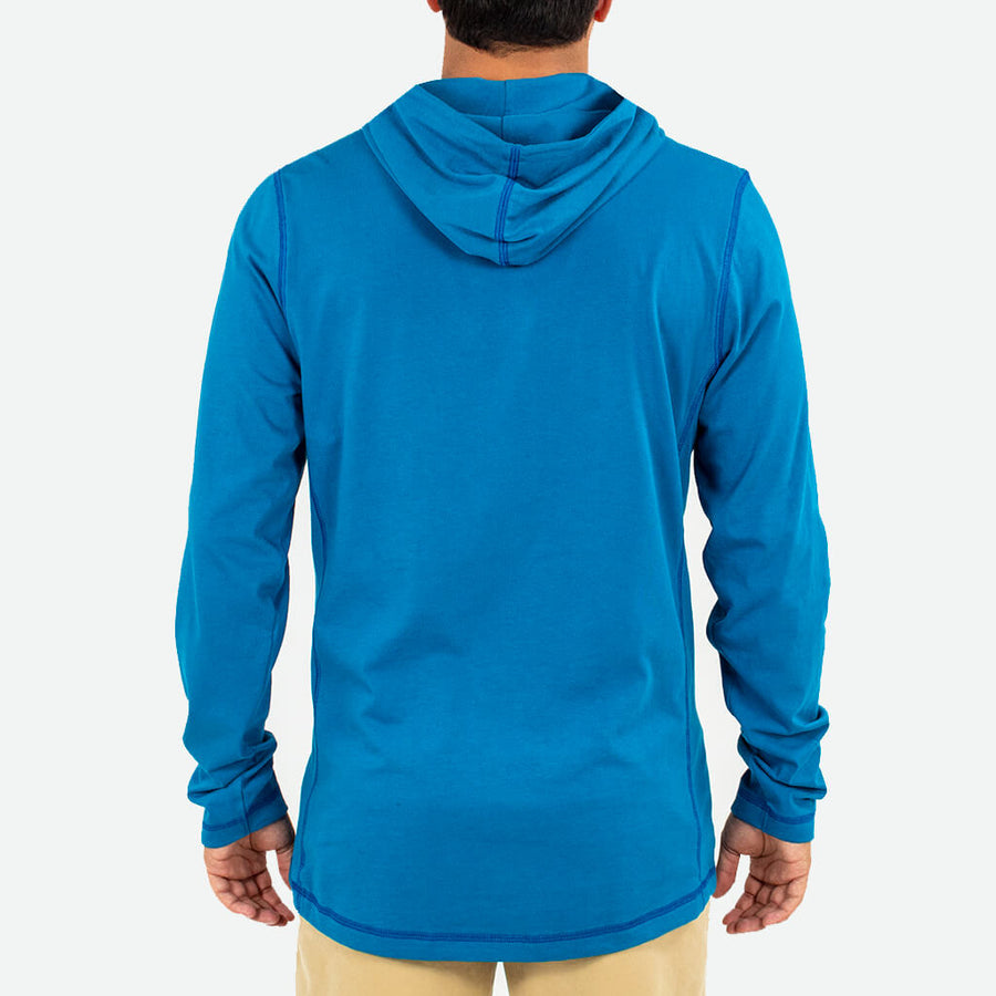 The Jay | Long Sleeve Cotton Hoodie