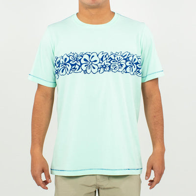 Pareo Short Sleeve T-Shirt SEA GLASS