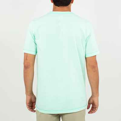 Too Early? Short Sleeve T-Shirt SEA GLASS