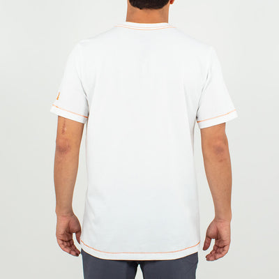 HB Short Sleeve T-Shirt WHITE