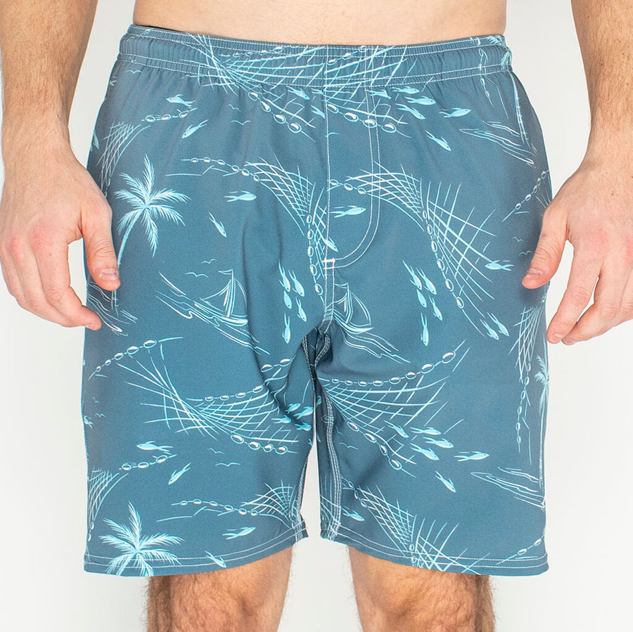 Fishin' N Wishin' | Volley Shorts