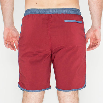 The Kona Volley WEEKENDER RED