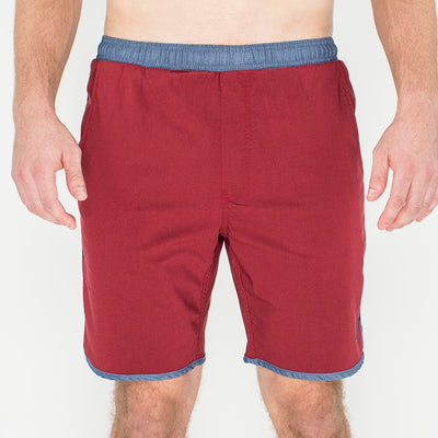 The Weekender Volley WEEKENDER RED