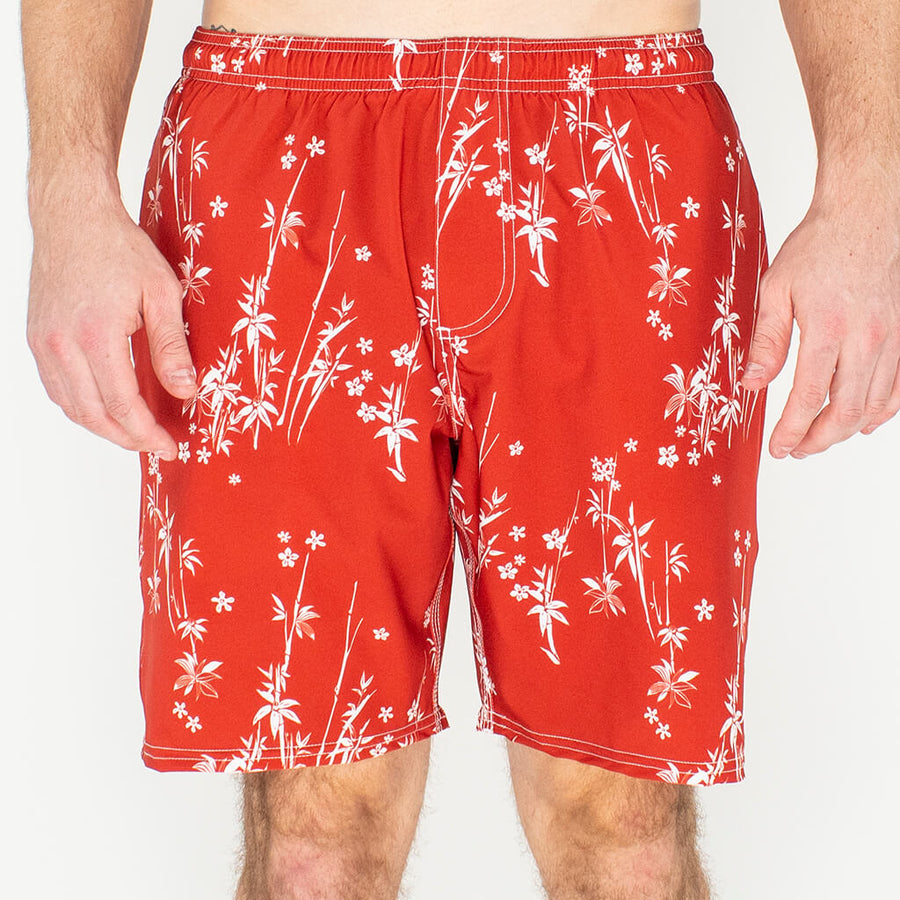 Bamboo Wave | Volley Shorts