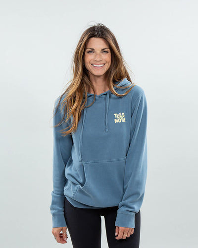 Stacked Hoodie Women's Blue