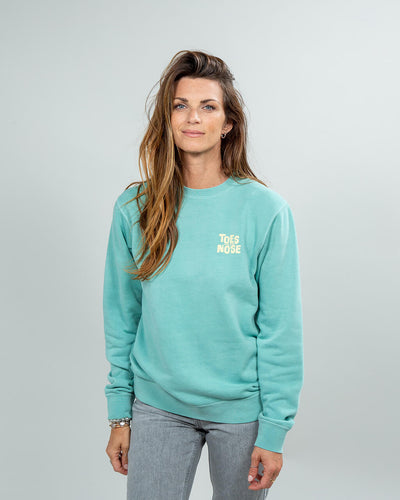 Stacked Crew Women's Mint