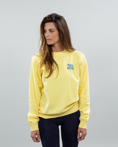 Stacked Crew Women's Yellow