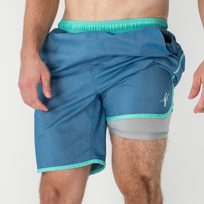 The Kona Volley WEEKENDER AIR BLUE