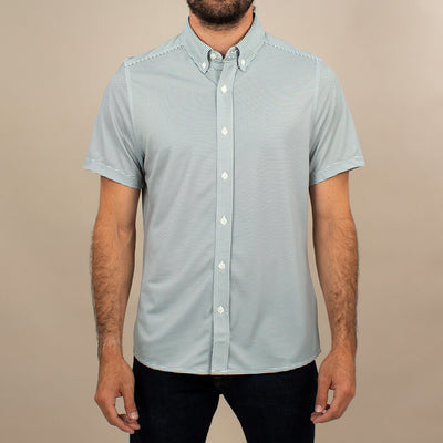 Atlanta S/S Button-Up ATLANTA LAUREL