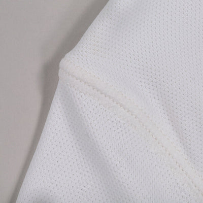 Protector - UPF 50 Men's T Shirts Back In WHITE detail