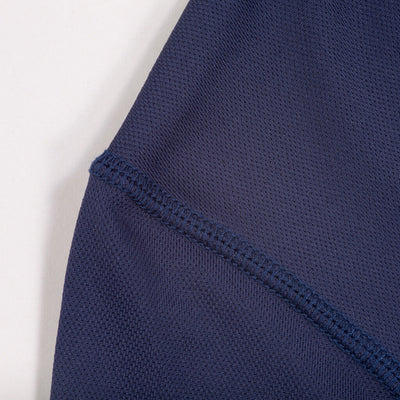 Dawn Patrol - SPF Long Sleeve Swim Shirts Front In ELEMENT NAVY detail