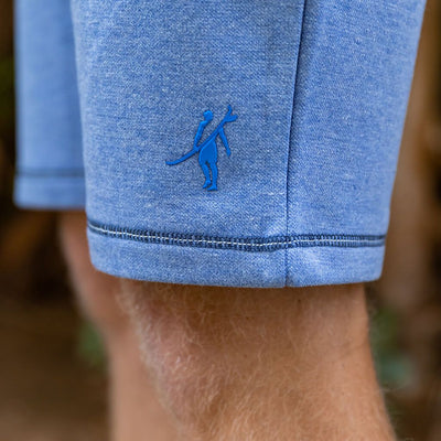 Summit Fleece Short SUMMIT BLUE