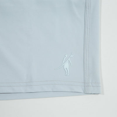 Jaws Stretch Boardshort JAWS GRAY Shadowman Detail