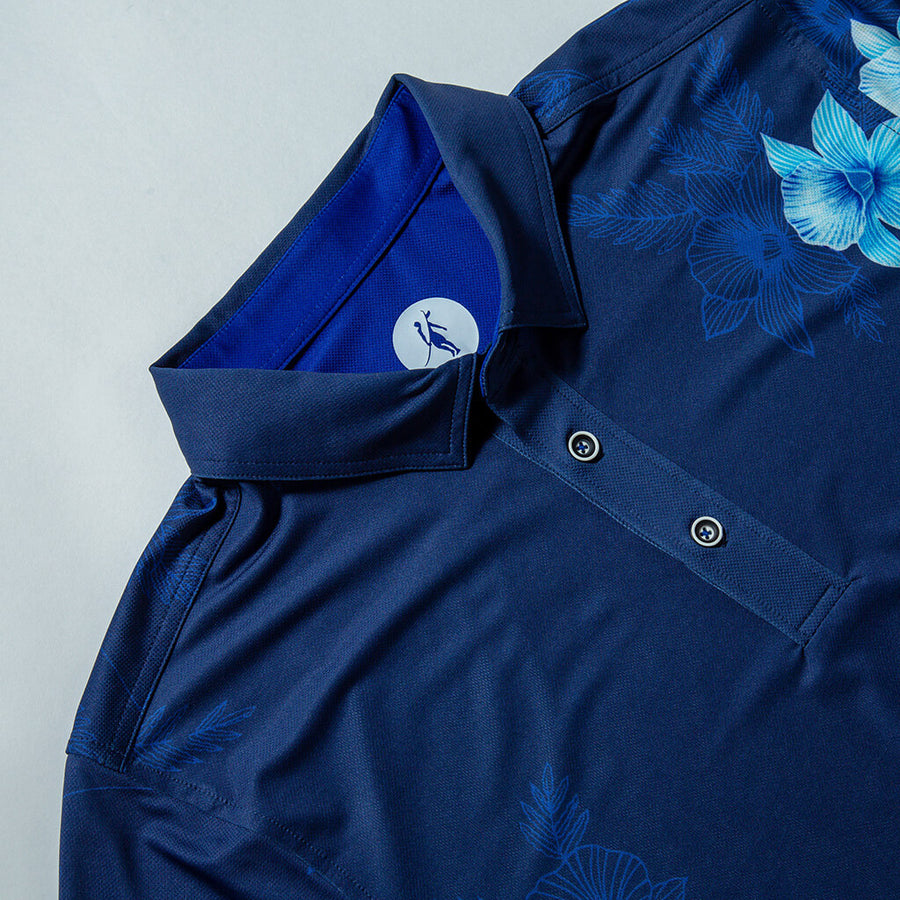Coastal Aloha | Performance Polo