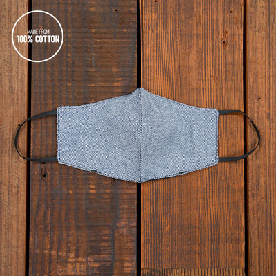 Spread Aloha | Reusable Face Mask For Germs In HERRINGBONE