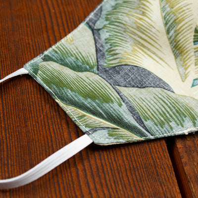 Spread Aloha | Reusable Face Mask For Germs In ISLAND CAMO detail