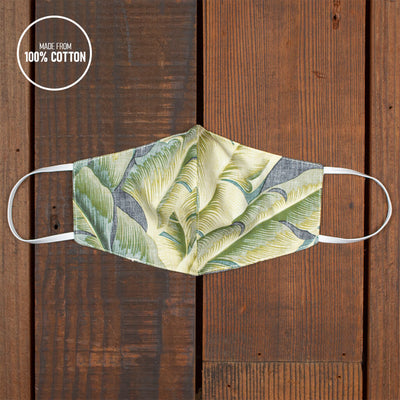 Spread Aloha | Reusable Face Mask For Germs In ISLAND CAMO
