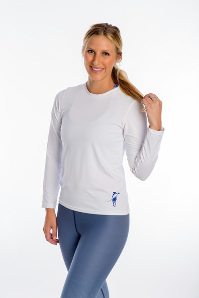 Womens L/S Element Guard
