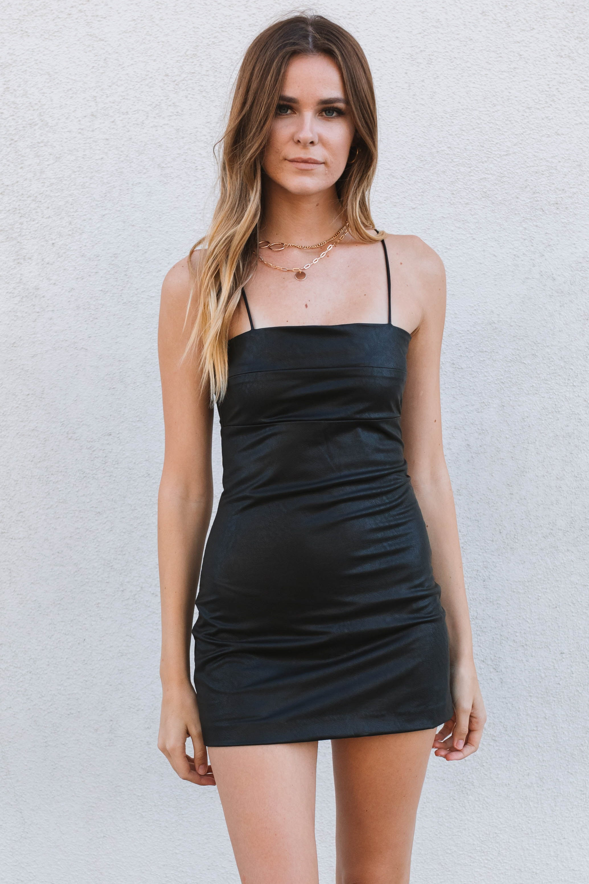 Own The Night Mini Dress