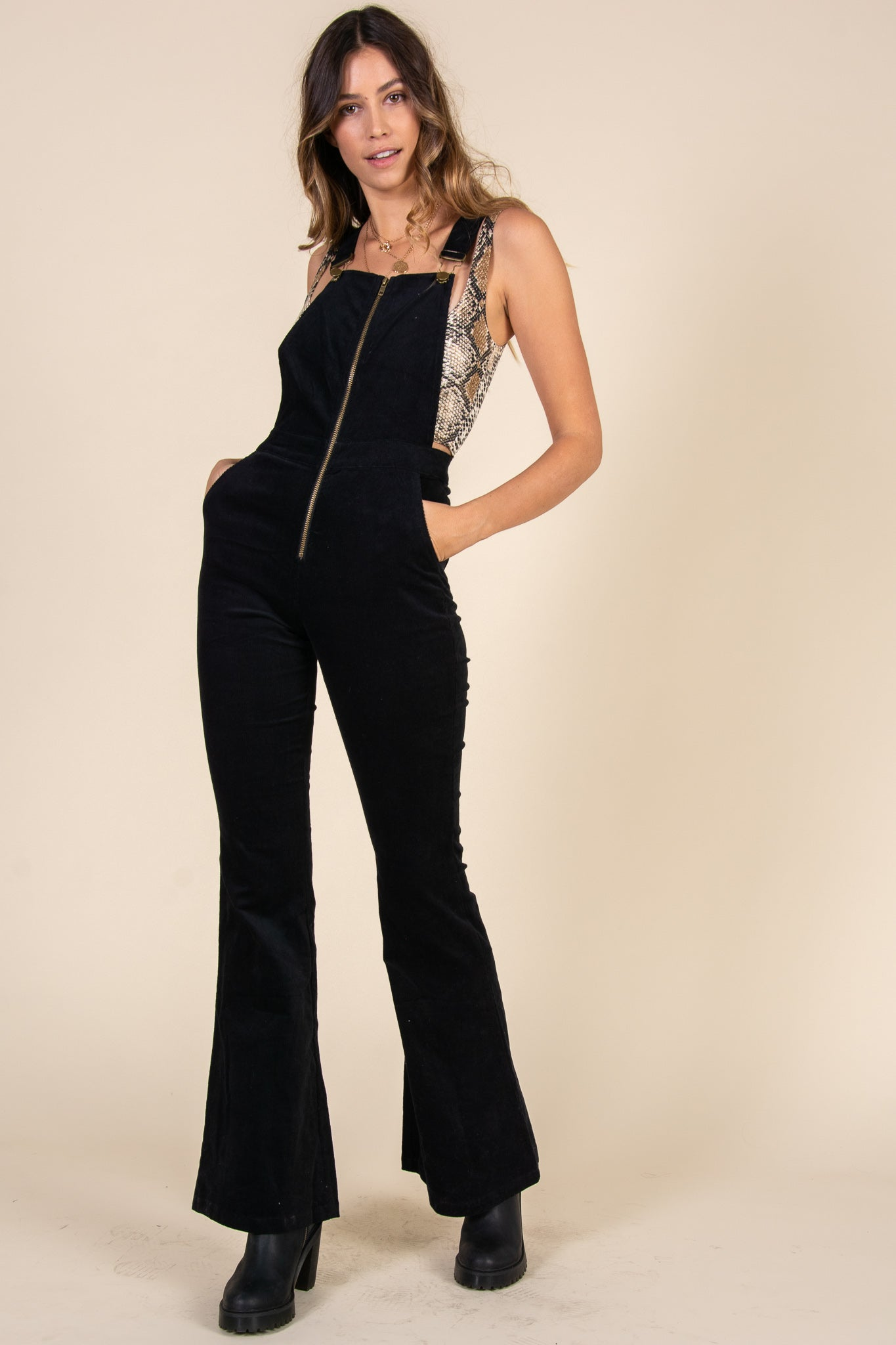 Relive The Years Jumpsuit