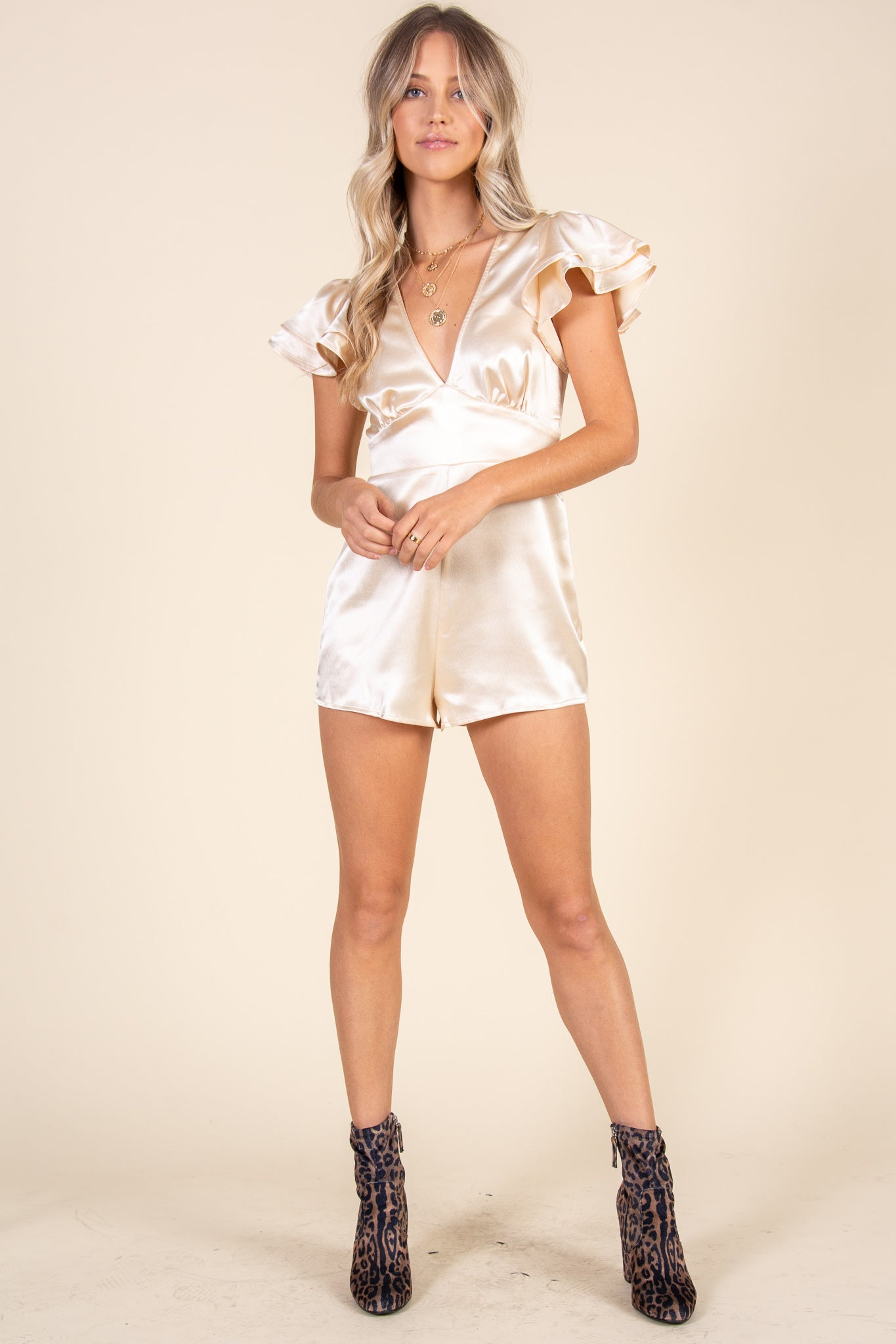 Hour Glass Romper