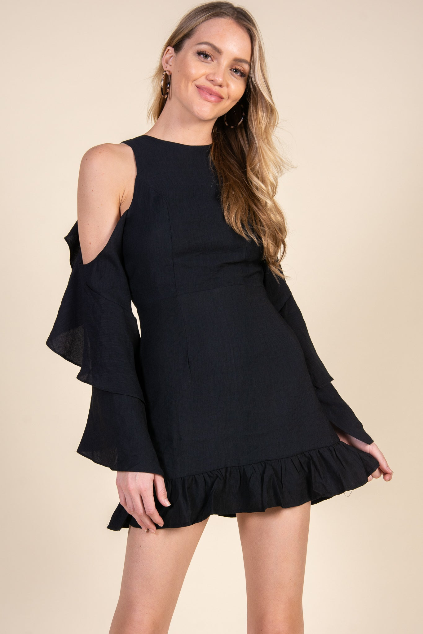 Fade To Black Dress