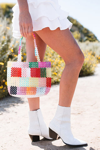 Alexandra Beaded Bag