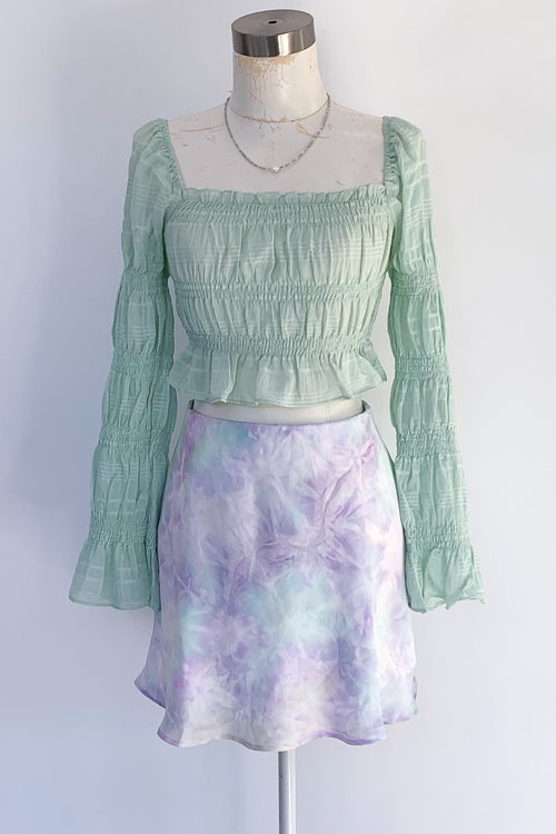 Folley Tie Dye Skirt